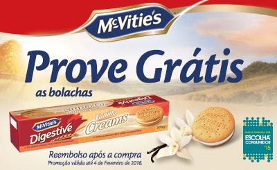 Reembolso McVities Digestive